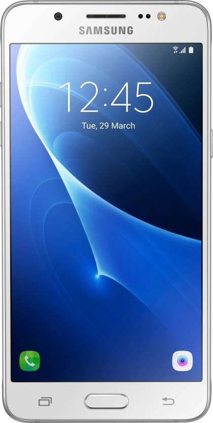 Samsung Galaxy J5 - 6 (New 2016 Edition) (White, 16 GB)  (2 GB RAM)
