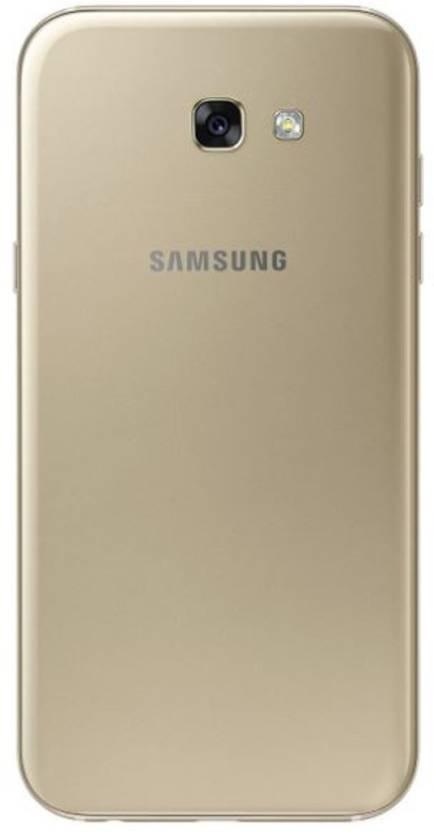 Samsung Galaxy A7-2017 (Gold Sand, 32 GB)(3 GB RAM)