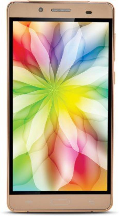 Iball Andi 5.5H Weber 4G (Special gold, 16 GB)(1 GB RAM)