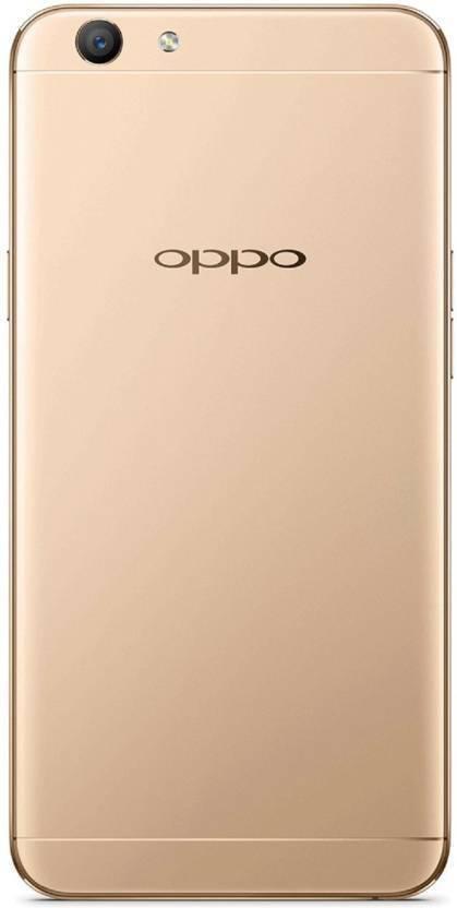OPPO F1S (Gold, 64 GB)(4 GB RAM)