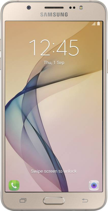 SAMSUNG Galaxy On8 (Gold, 16 GB)