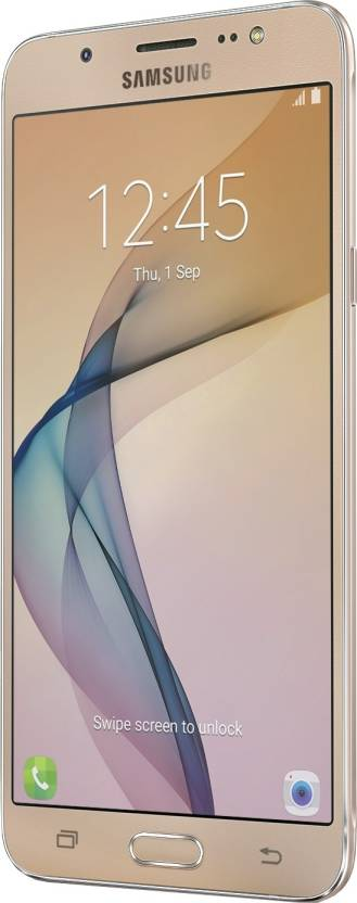 Samsung On8 Starting @ Rs.12,900 + Upto Rs.12,000 Off On Exchange By Flipkart | SAMSUNG Galaxy On8 (Gold, 16 GB)  (3 GB RAM) @ Rs.14,900
