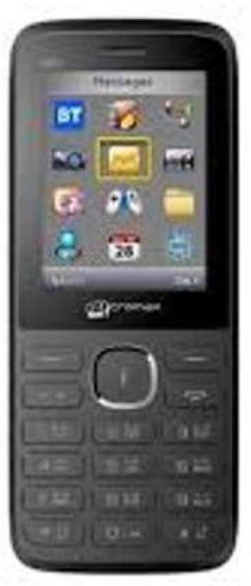 Micromax X610 With charger (Black)
