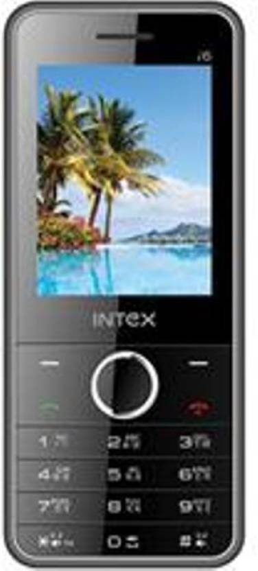 Intex Turbo i6 (Black, Grey)