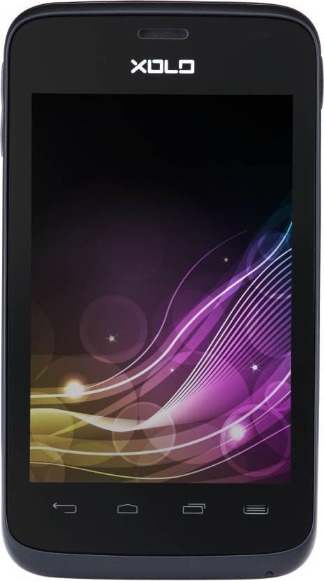 Xolo X500 (Black, 4 GB)
