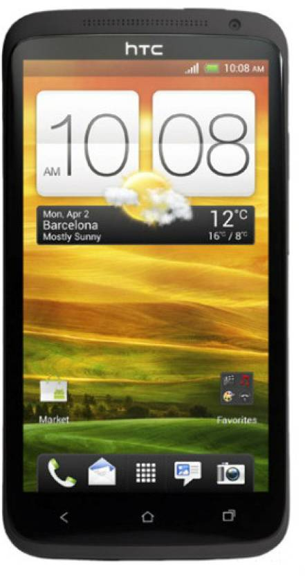 HTC ONE X S720E (Brown Gray, 32 GB)