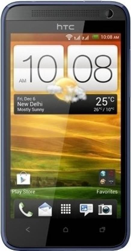 HTC Desire 501 (Blue, 8 GB)