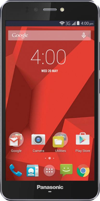 Panasonic P55 Novo (Midnight Blue, 8 GB)