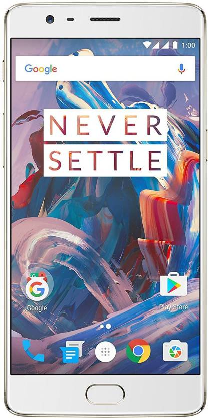 Coming Soon OnePlus 3 (Soft Gold, 64 GB) By Flipakrt @ Rs.27,999