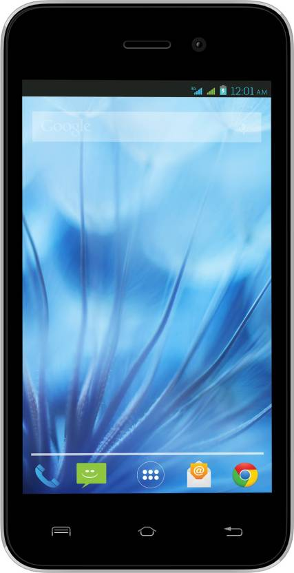 Lava Iris X1 Atom S (Black, 8 GB)