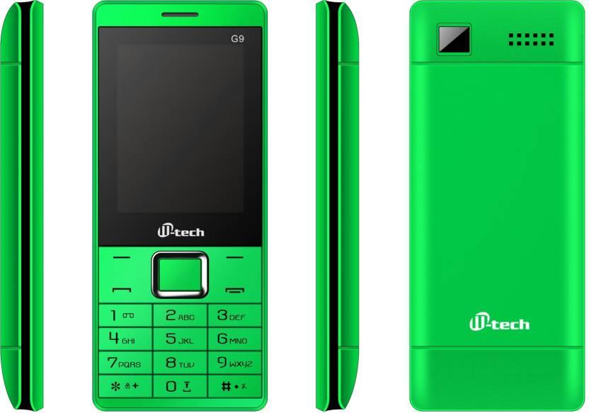 Mtech G9 (Green)