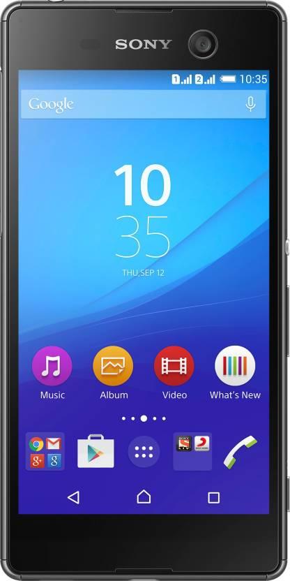 Sony Xperia M5 Dual (Black, 16 GB)
