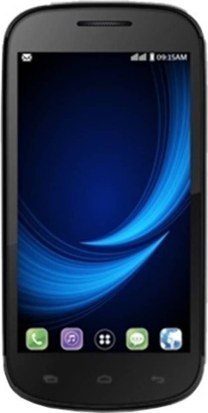 Lava Iris 455 (Black, 4 GB)