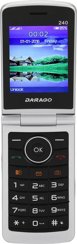 Darago 240 Flip Phone