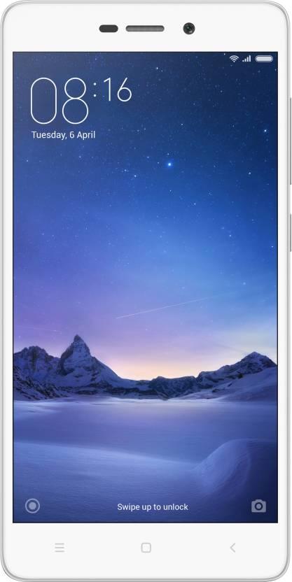 Redmi 3S Prime (32GB Silver)
