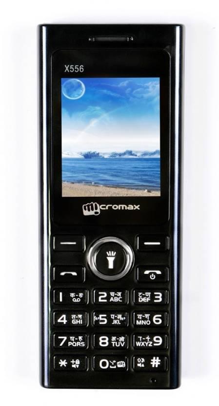 Micromax X556 (BLACK)