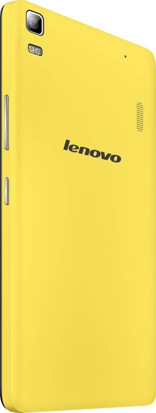 Lenovo K3 Note (Yellow, 16 GB)(2 GB RAM)