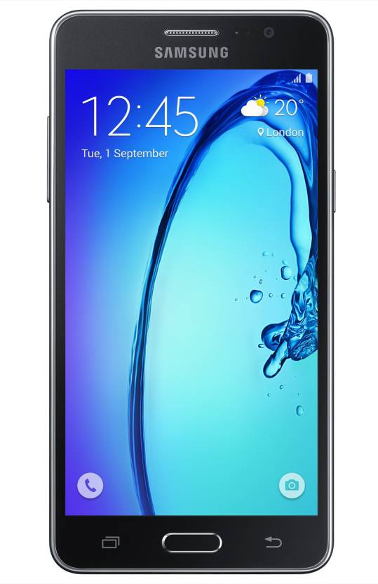 Flat Rs.1200 Off Samsung On7 Just at Rs.8,990 By Flipkart | SAMSUNG Galaxy On7 (Black, 8 GB) @ Rs.8,990