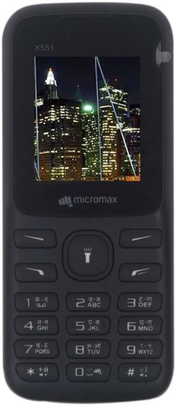 Micromax X551