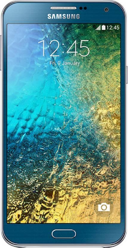 Samsung Galaxy E7 (Blue, 16 GB)