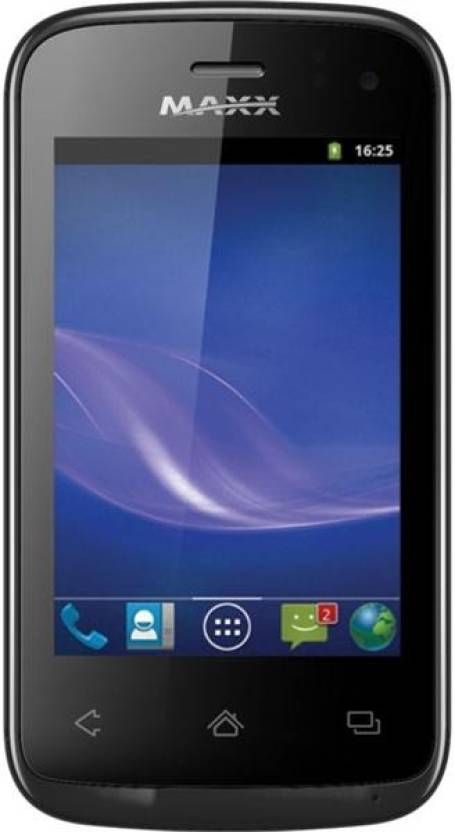 MAXX Touch (Black, 512 MB)