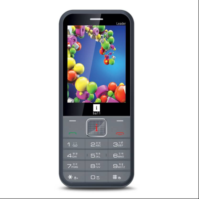 iBall Leader 2.8H (Black Gold, 2 MB)
