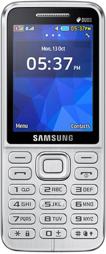 Samsung Metro B360E Dual Sim - White