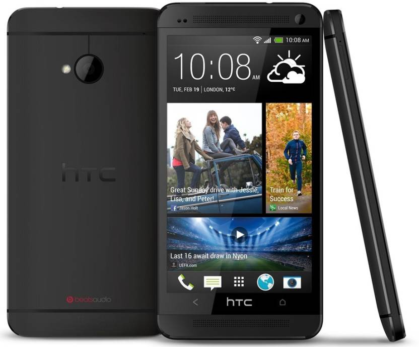 HTC One Me Dual (Meteor Grey, 32 GB)
