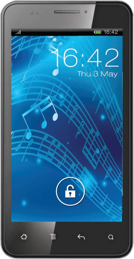Xolo B700 (Black, 4 GB)