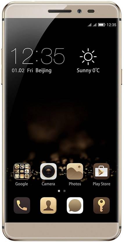 Coolpad A8 (Royal Gold, 64 GB)