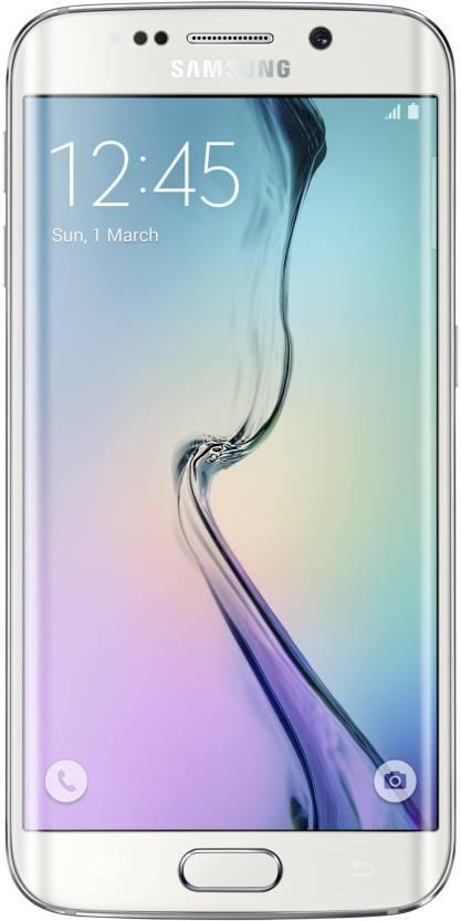 Samsung Galaxy S6 Edge (White Pearl, 32 GB)(3 GB RAM)