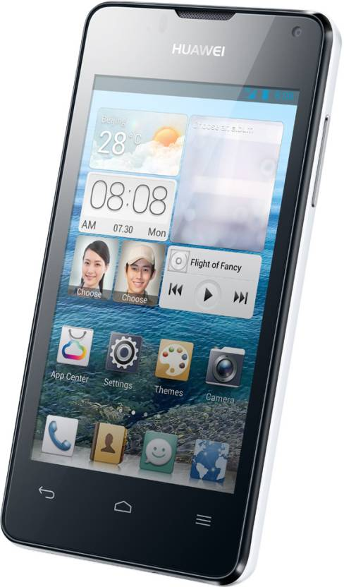 Huawei Ascend Y300 (White, 1 GB)
