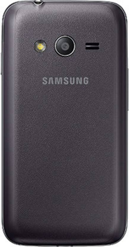 Samsung Galaxy S Duos 3  Charcoal Grey, 4   GB  512 MB RAM  available at Flipkart for Rs.6499