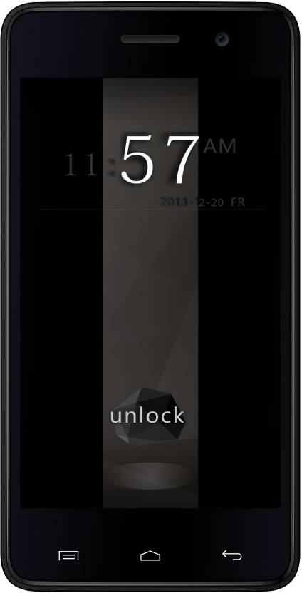 Micromax Unite 2 A106 (Grey, 8 GB)