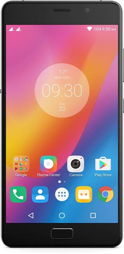 Lenovo P2 (Grey/Graphite Grey, 32 GB)