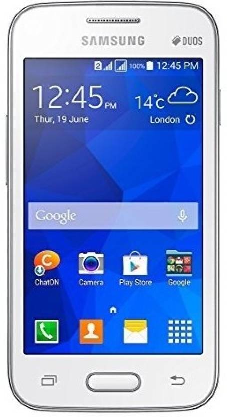 Samsung Galaxy Ace NXT (Ceramic White, 4 GB)(512 MB RAM)