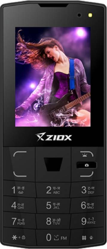 Ziox Zelfie (Black)