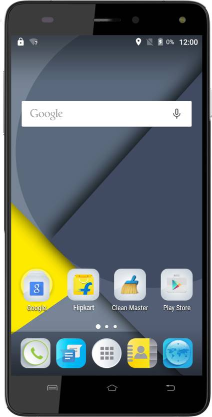 Flat Rs.2,000 Off Micromax Canvas Pulse 4G Now @ Rs.7,999 By Flipkart | Micromax Canvas Pulse 4G (Grey, 16 GB)  (3 GB RAM) @ Rs.7,999
