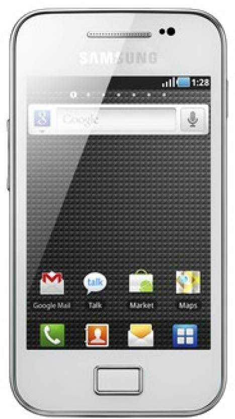 Samsung Galaxy Ace (Pure White, 158 MB)