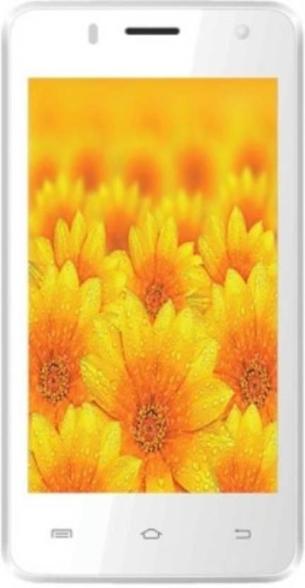Intex Aqua Y2 1GB (White, 8 GB)