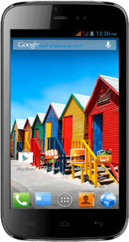 Micromax Canvas 3D (Black, 4 GB)