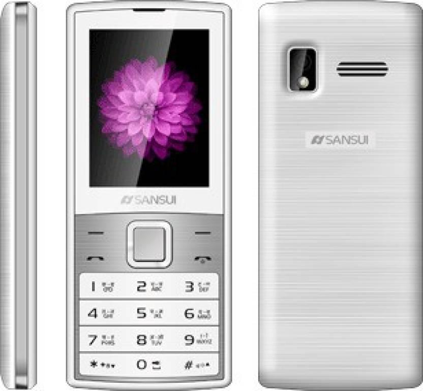 Sansui X40 (White & Silver)