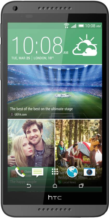HTC Desire 816 (Dark Grey, 8 GB)