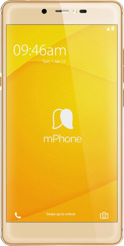mPhone 7 Plus (Gold, 64 GB)