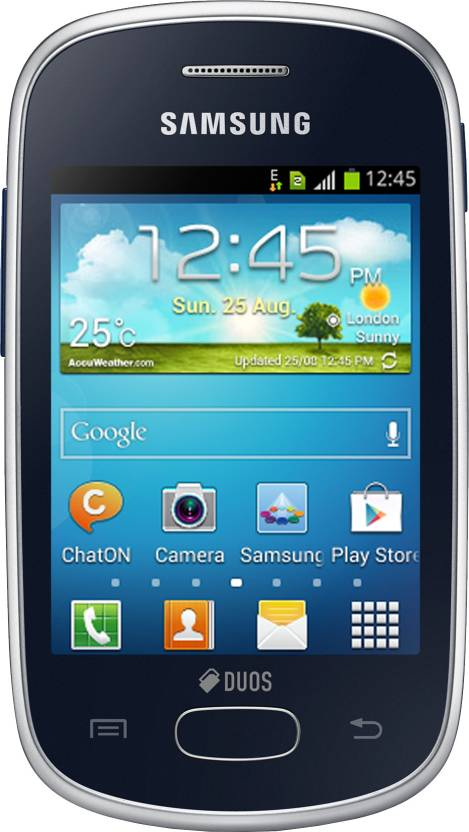 Samsung Galaxy Star (Noble Black, 4 GB)(512 MB RAM)