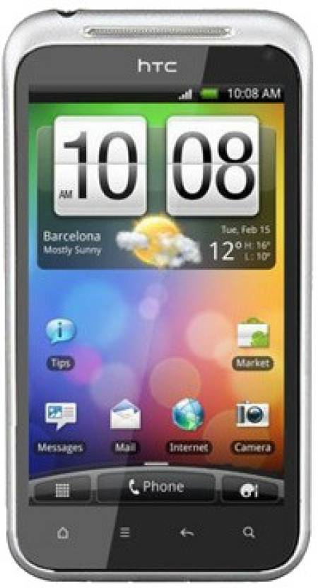 HTC Incredible S (White, 1.1 GB)