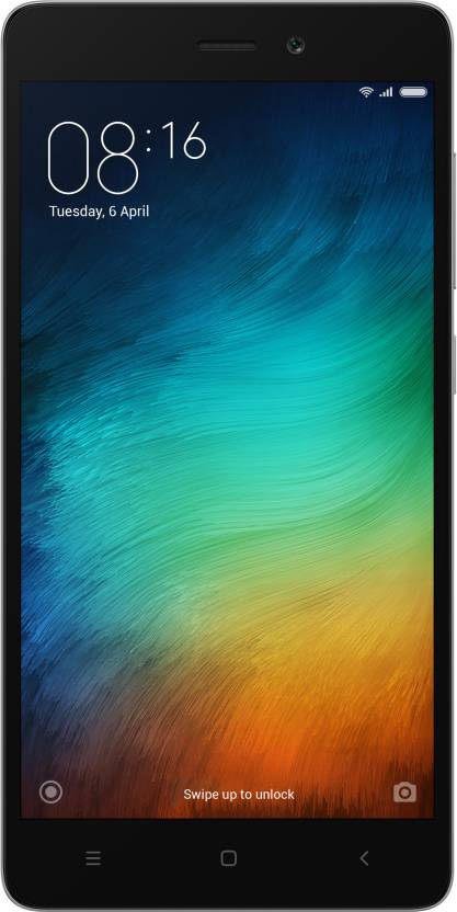 Redmi 3S (Dark Grey, 16 GB)