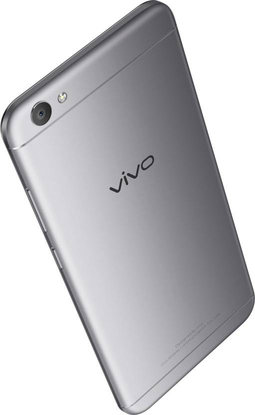 Vivo V5 (Space Grey, 32 GB)(4 GB RAM)