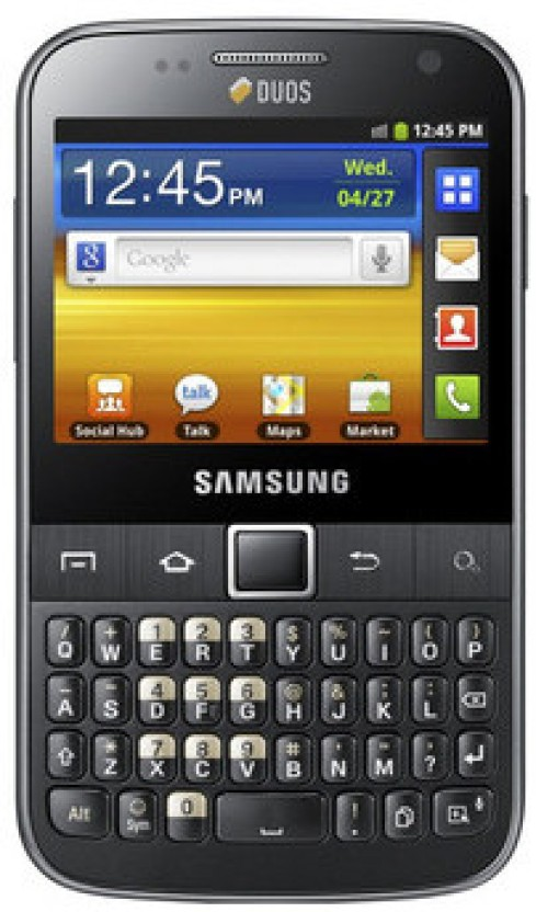 samsung galaxy y user manual online