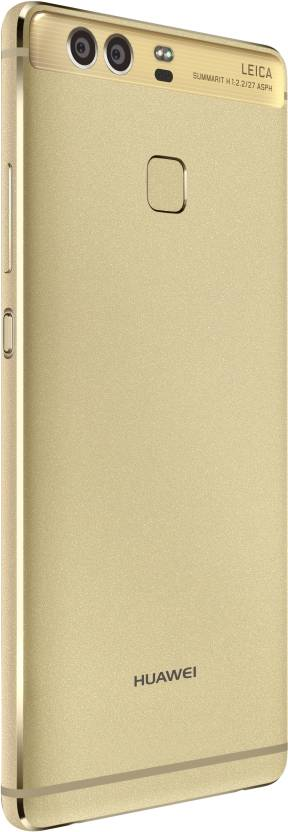 Huawei P9 (Prestige Gold, 32 GB)(3 GB RAM)